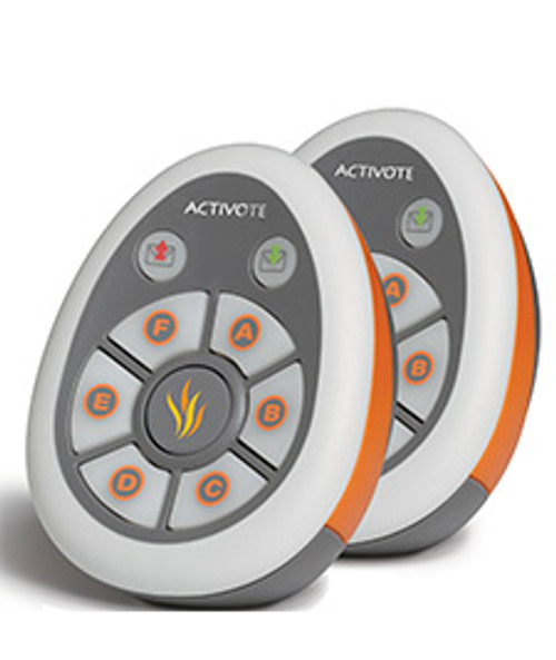Promethean PRM-AV3-01 Activote Voting Pods (Set of 32)