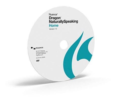 Dragon NaturallySpeaking Home Version 13