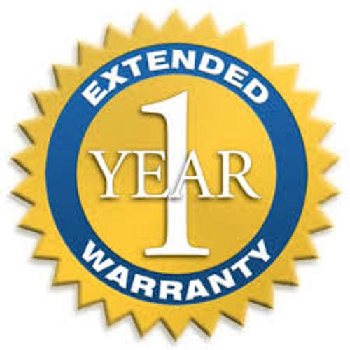1 Year $49 Extended Warranty