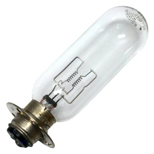 Universal Camera Corp - Univex PU8, PU300 - 8mm Movie Projector - Replacement Bulb Model- CGD