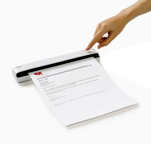 NeatReceipts Portable Sheetfed Scanner NM-1000