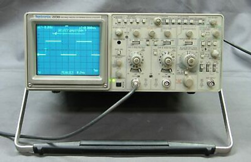 Tektronix 2230 100 MHz Digital Storage Oscilloscope (Two Channel)