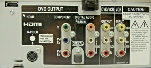 Toshiba SD-V592SU DVD/VCR Combo HDMI  (DVD player VCR recorder)