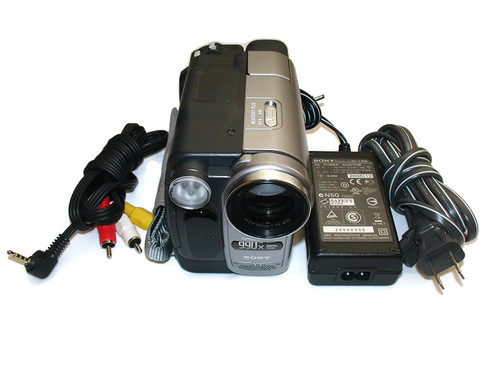 Sony DCR-TRV280 Digital8 Handycam Camcorder (Hi8 or Digital8)