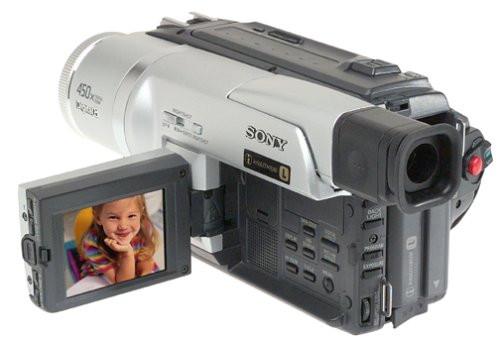 Sony DCR-TRV520 Digital8 Handycam Camcorder (Digital8)