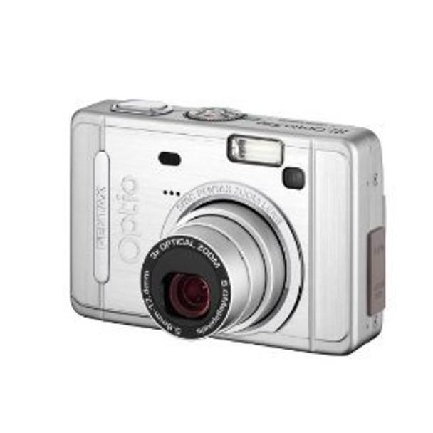 Pentax Optio S50 5MP Digital Camera with 3x Optical Zoom