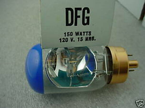 Keystone Camera Co. K-525 Super 8 lamp - Replacement Bulb - DFG