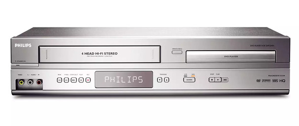 DVD VCR Combo Player (Various Models) (DVD Player Only, VCR player/recorder)