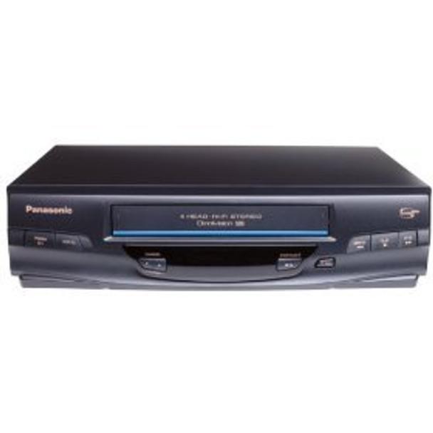 Panasonic PV-V4020 VCR with tuner VHS