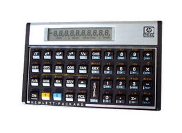 HP-15C Scientific Calculator