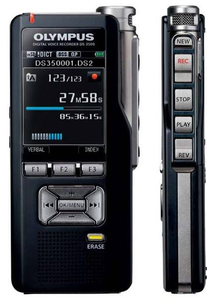 Olympus DS-3500 Digital Voice Recorder