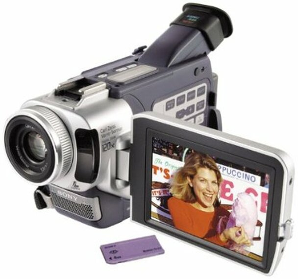 Sony DCR-TRV17 MiniDV Camcorder