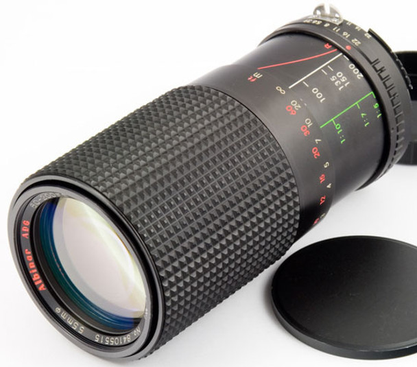 Albinar ADG 80-200mm f 3.9 MC Macro Zoom Lens