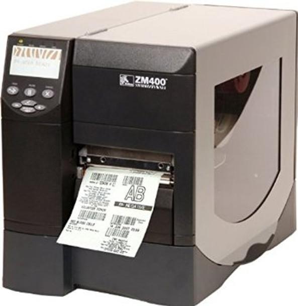 Zebra ZM400 Label Printer - Direct Thermal / Thermal Transfer - Monochrome