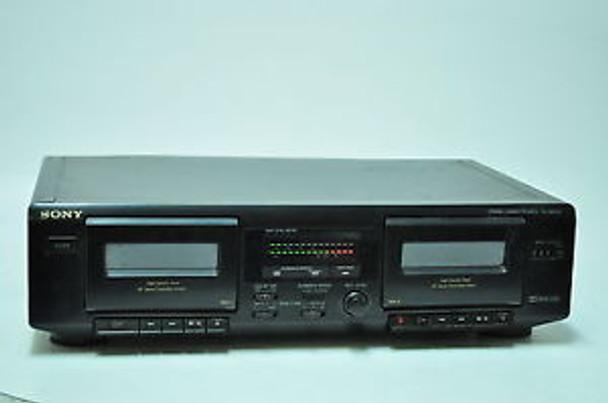 Sony TC-WE305 Stereo Cassette Deck