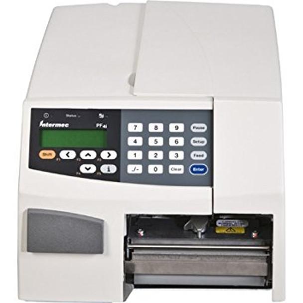 Intermec EasyCoder PF4i Monochrome Thermal Transfer Printer- Monochrome- Direct thermal