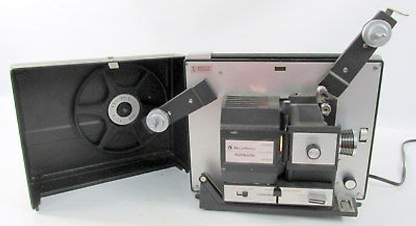 Bell & Howell 471A  8mm and Super 8mm Movie Projector