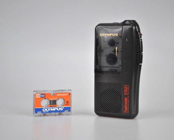 Olympus S921 Pearlcorder Microcassette Recorder