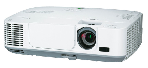 NEC NP-M311W - Portable WXGA 720p LCD Projector with Speaker - 3100 lumens