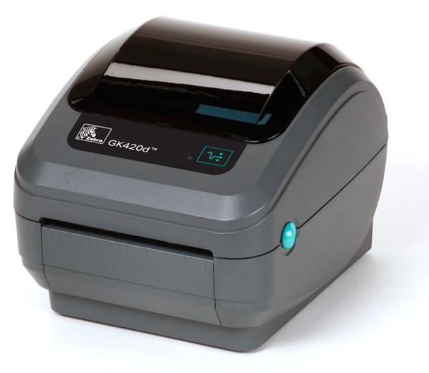 Zebra GK420d Direct Thermal/Thermal Transfer Printer