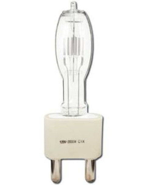 Pacific Grip & Lighting Inc. - BABY JUNIOR 2K COMPLETE - INCANDESCENT FRESNELS - Replacement Bulb Model- CYX