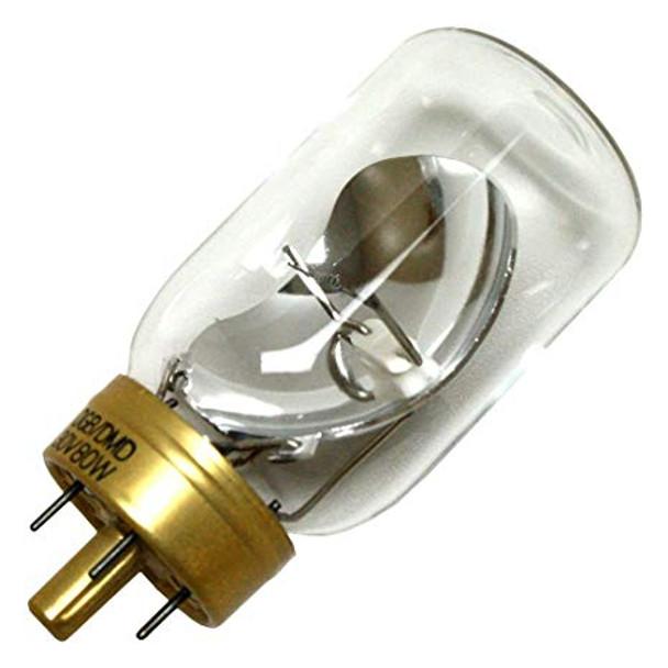 GAF (Ansco) - GAF 1588Z, 1688Z, 2488, 2588Z, 2388Z, 438-M5Z - 8mm Movie Projector - Replacement Bulb Model- DGB/DMD