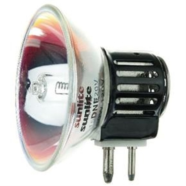 Chinon - 6100, 6100Z, 6000, 7500, 7000, 7800, 9000, 9500 - 8mm Movie Projector - Replacement Bulb Model- DNE