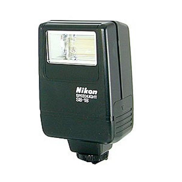 Nikon SB-18 Speedlight Shoe Mount Flash