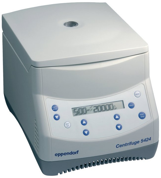 Eppendorf 5424 Microcentrifuges with Rotor