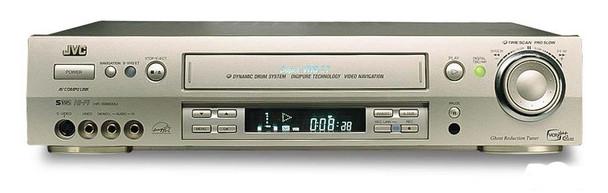 JVC HR-S9800U Super VHS VCR Player
