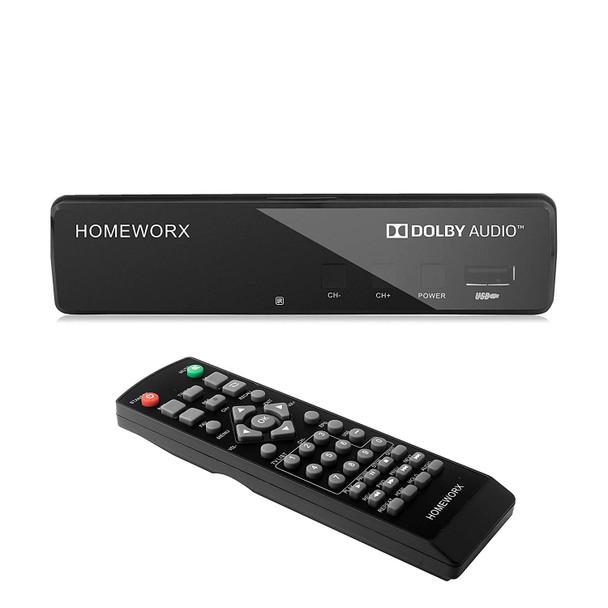Mediasonic DVR with 500GB Storage | No Subcription Needed