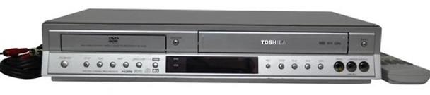 Toshiba SD-V592SU DVD/VCR Combo HDMI  (DVD player only & VCR player/recorder)