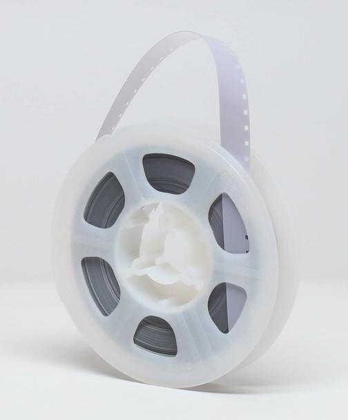 8mm Movie Film Leader