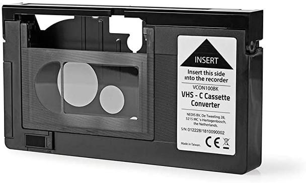 VHS-C Video Cassette Adaptor
