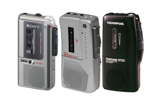 Micro-cassette Player/Recorder (Various Models)