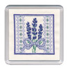Victorian Lavender Coaster Cross Stitch Kit by Textile Heritage