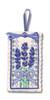 Victorian Lavender Sachet Cross Stitch Kit by Textile Heritage