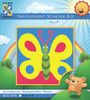 Bold Butterfly  Tapestry Kit By Grafitec