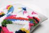 Latch Hook & Chain Stitch Kit: Cushion: Bright: Ampersand