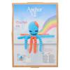 Crochet Kit: Octopus: Lola: Blue/Peach by Anchor