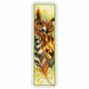 Counted Cross Stitch Kit: Bookmark: Owl By Vervaco