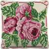 English Rose Chunky Cushion Kit