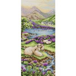 Highlands Cross Stitch Kit by Anchor