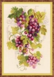 Grapevine Cross Stitch Kit by Riolis