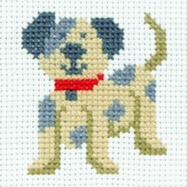 Toby Cross Stitch Kit by Anchor