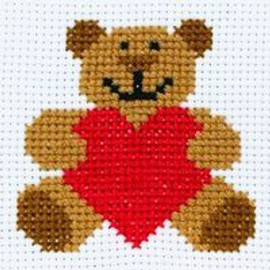 Ed Cross Stitch Kit by Anchor