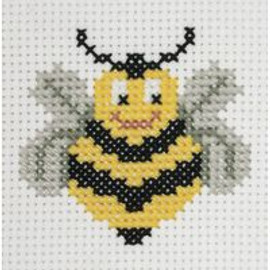 Bee starter Cross Stitch Kit By Anchor