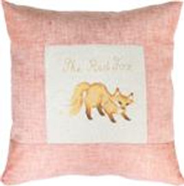 Red Fox Pillow Cross Stitch Kit by Luca-S