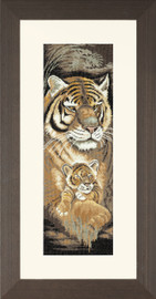 Maternal Instincts Cross Stitch Kit By Lanarte