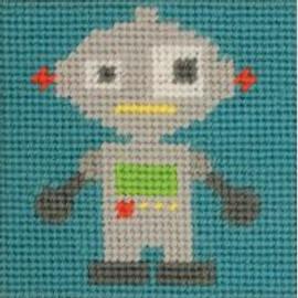Robot Tapestry Starter Kit by Anchor